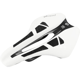 prologo Dimension Tri CPC Nack Selle, white/silver